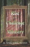 Book cover Rise to the Challenge of Ministry