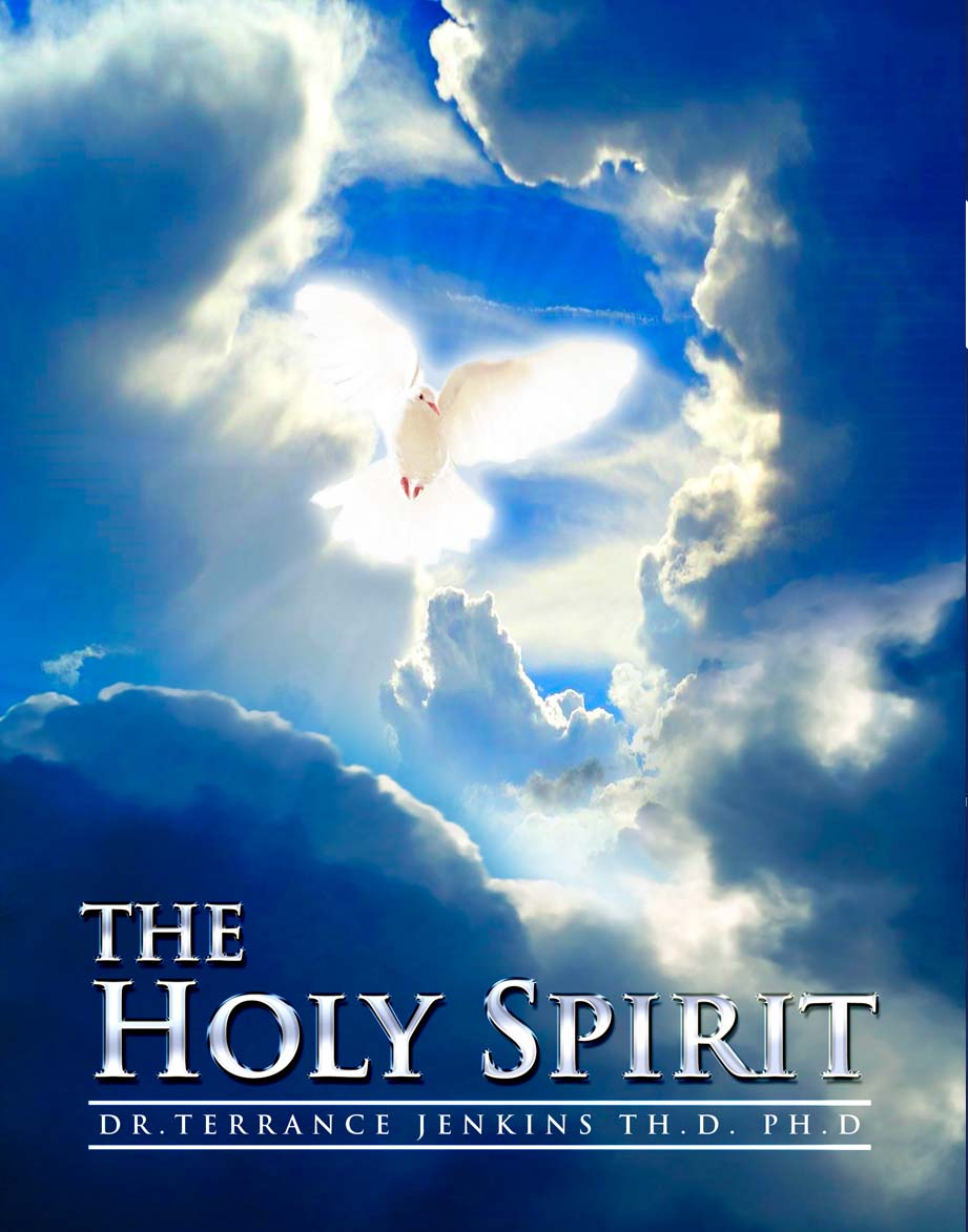 Book cover Holy Spirit